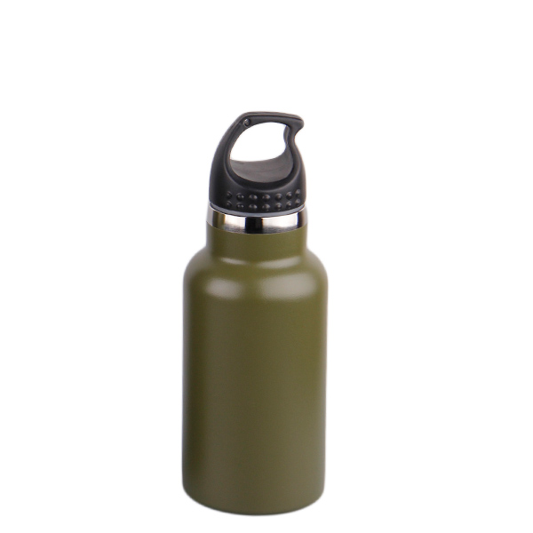 5 sizes double wall stainless steel vacuum flask