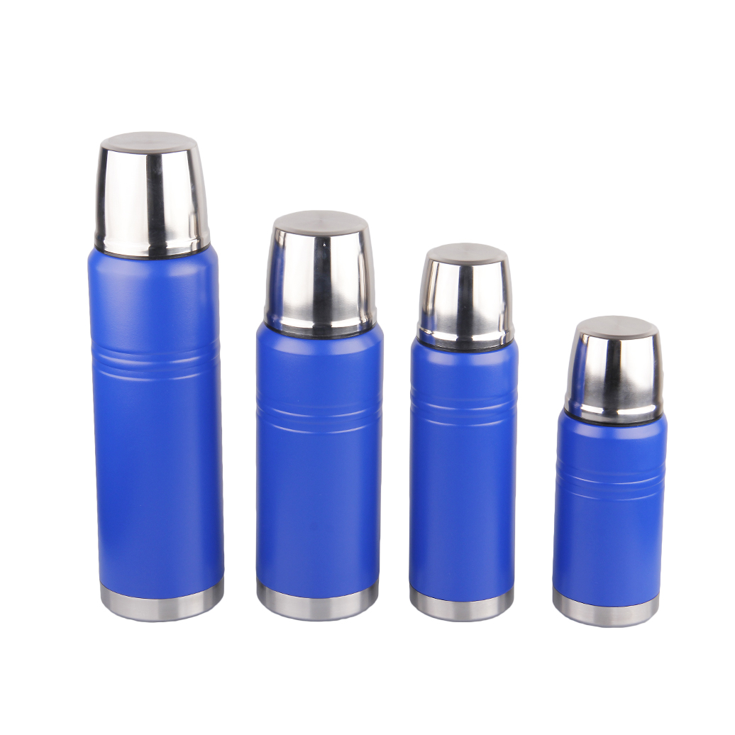 New design stainless steel bullet water bottle