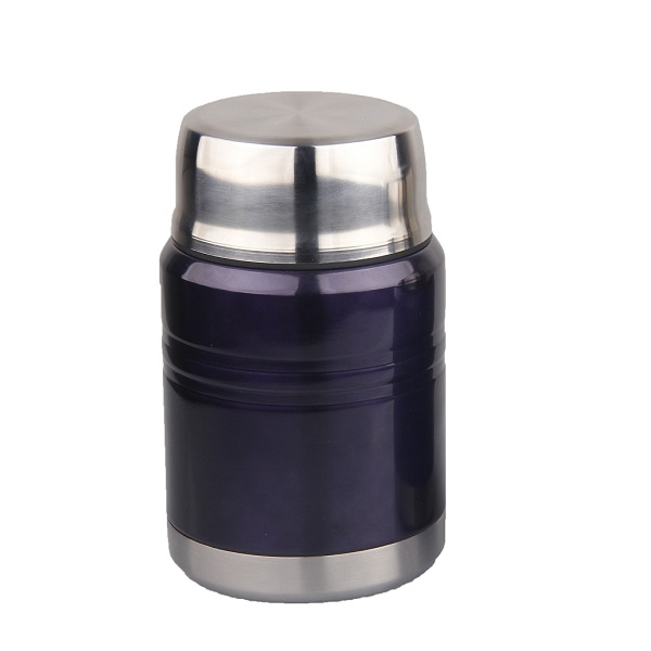 durable double wall stainless steel vacuum thermos lunch box